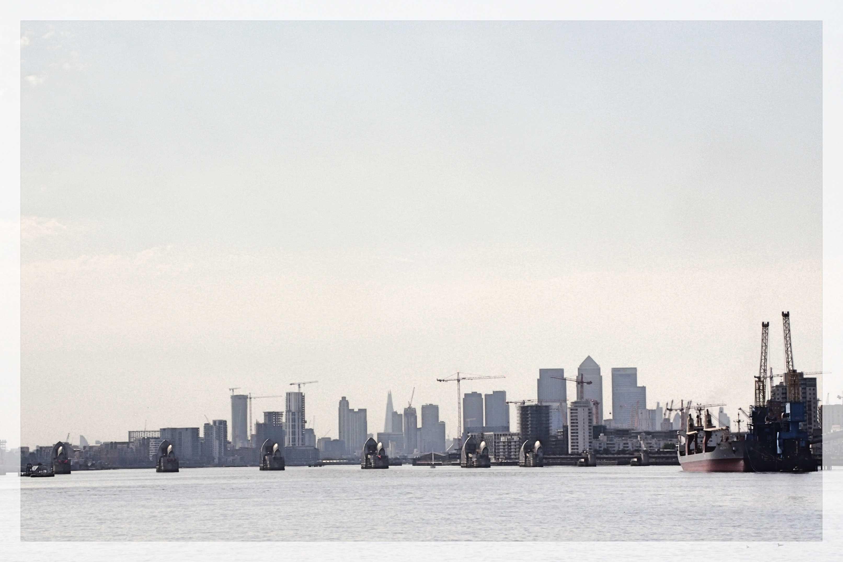 מסע מסביב ללונדון לגיוס 20,000 שקלים