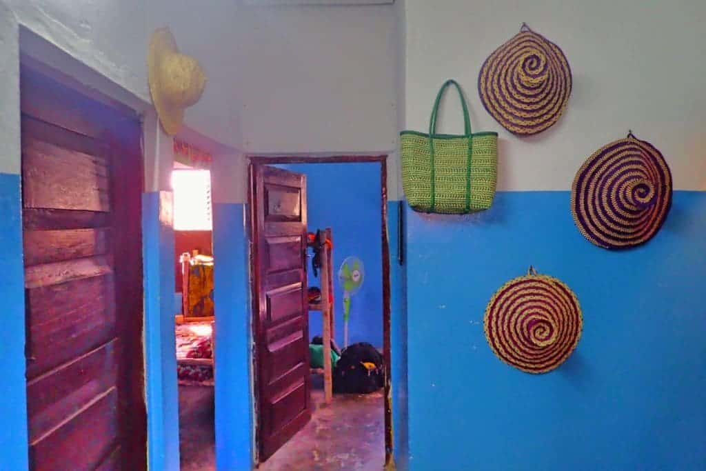 בית מסורתי לחופשה בזול בזנזיבר