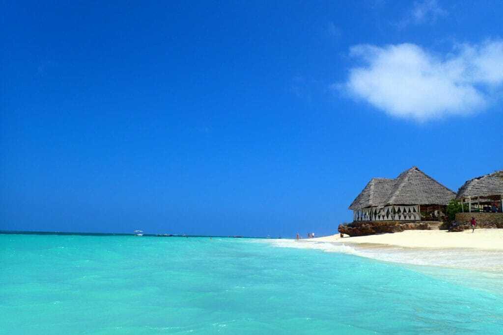 חוף נונגווי (Nungwi) זנזיבר למטייל העצמאי