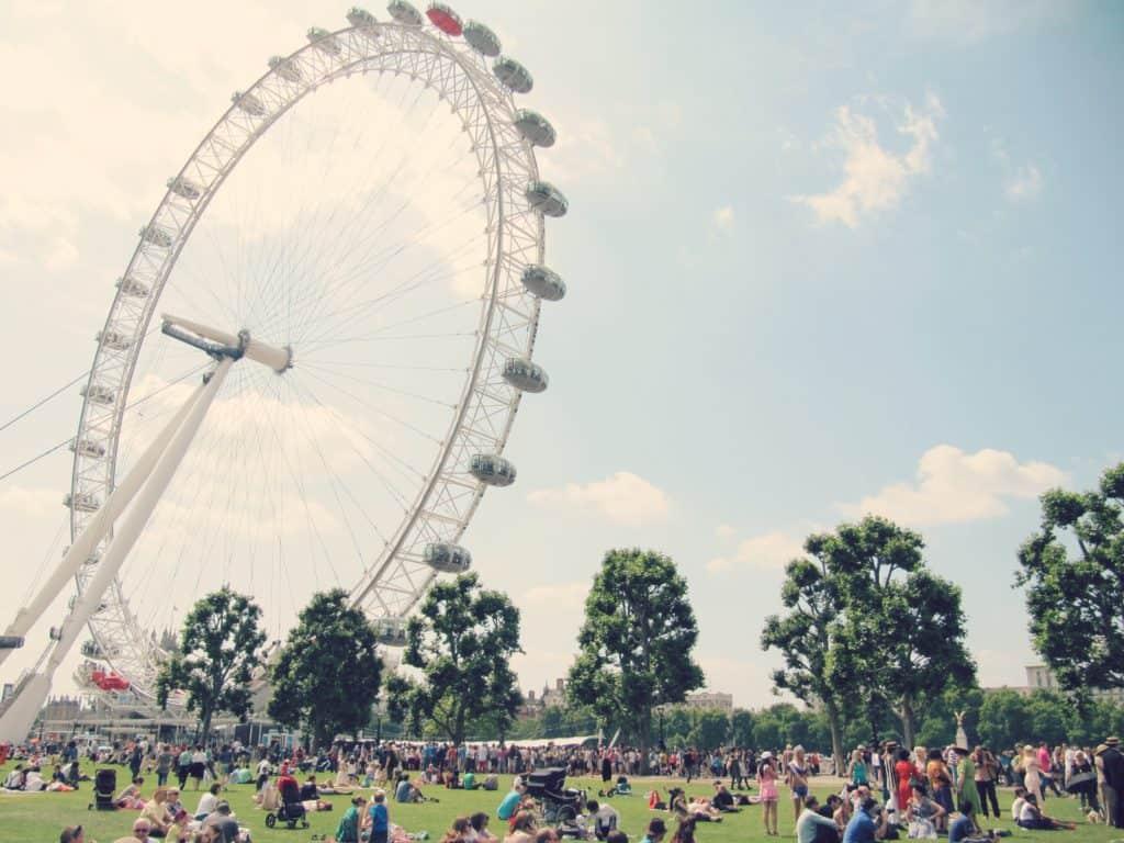 לונדון איי - קיץ בלונדון - מלון זול בלונדון