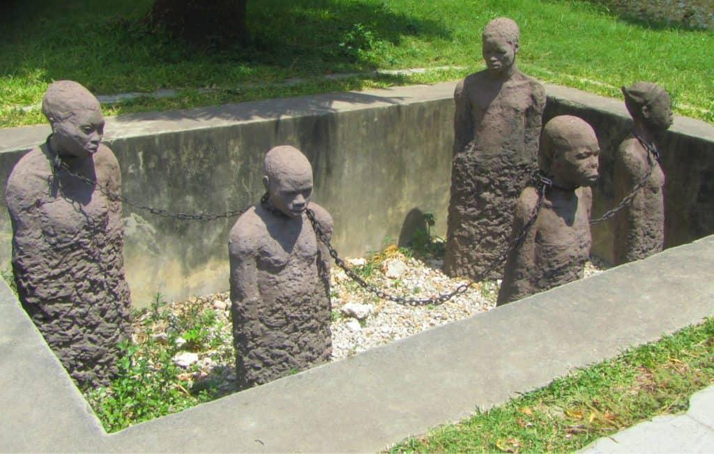 מוזיאון שוק העבדים זנזיבר סטון טאון