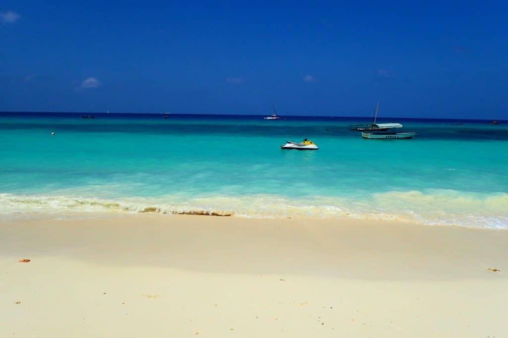 חוף נונגווי בזנזיבר