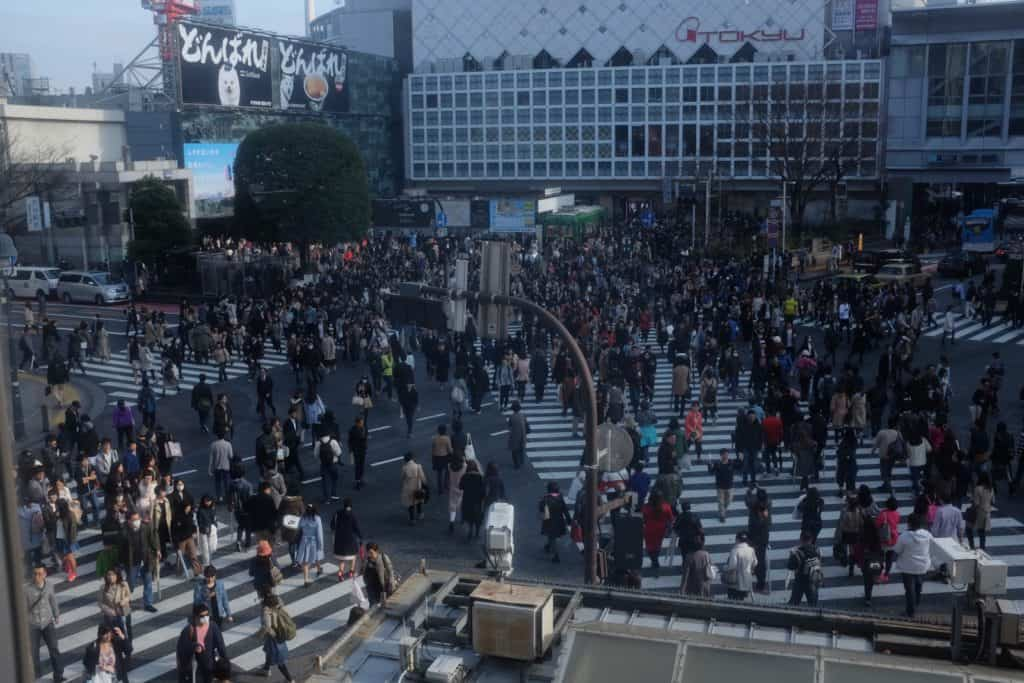 שיבוייה טוקיו יפן