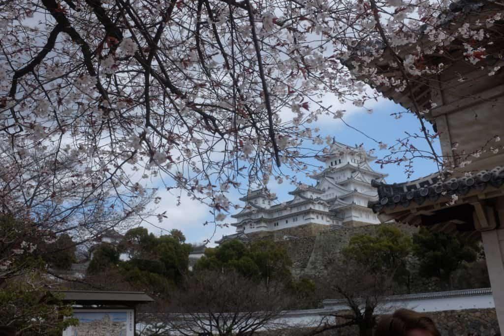 ארמון הימג׳י ביפן