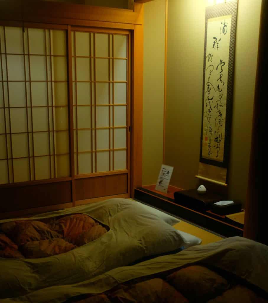 ריוקאן - מלון מסורתי ביפן
