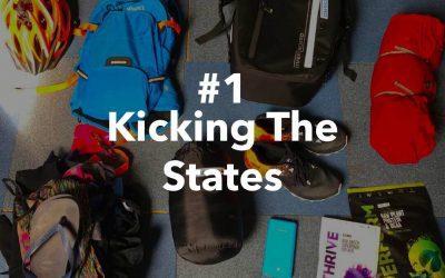 #1 לבעוט את אמריקה: ההכנות למסע