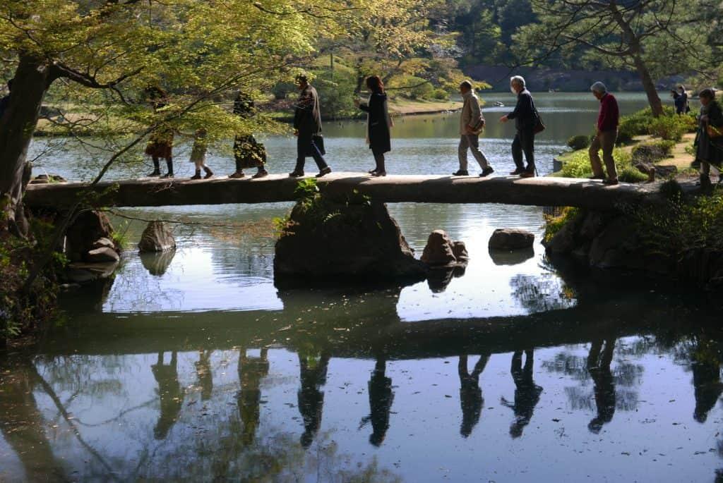גני ריקוגיין - Rikugien Gardens