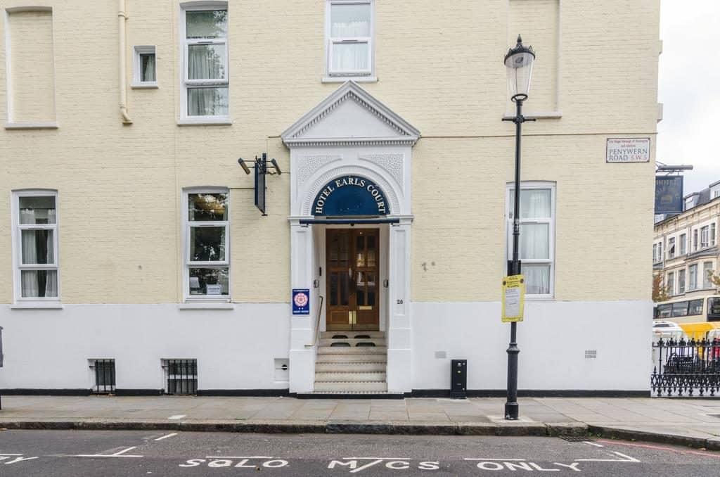 מלונות מומלצים בלונדון - מלון ארלס קורט