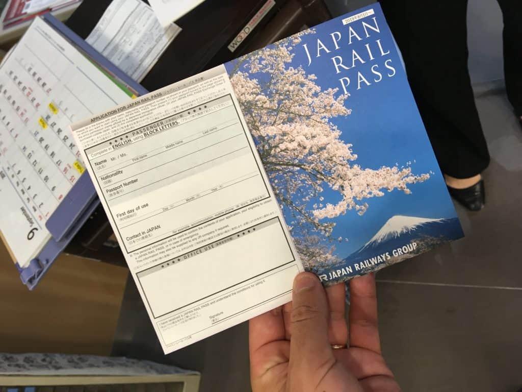 שובר רכבות ביפן