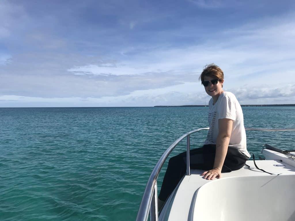 צלילה באיי טונגה