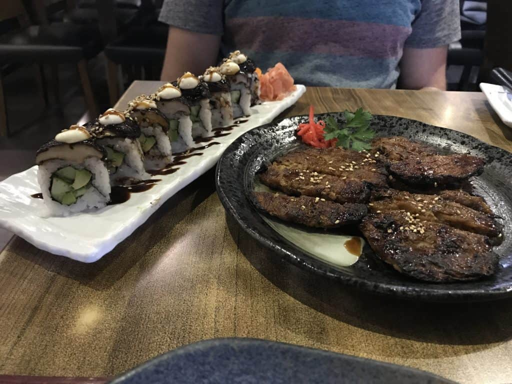 מסעדת יפנית בסינגפור