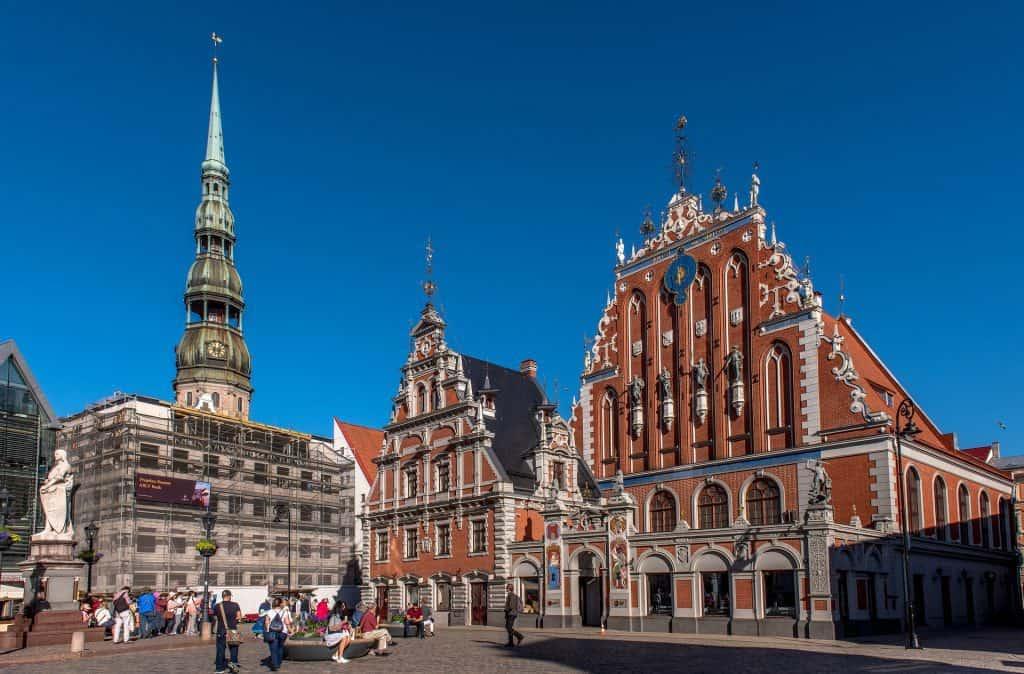 בקרו בריגה - אחלה יעד זול באירופה