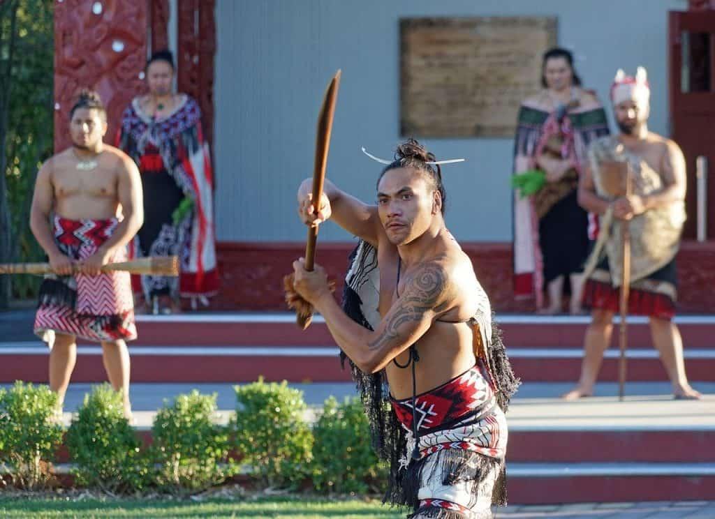 מרכז המאורי טה פואיה בניו זילנד